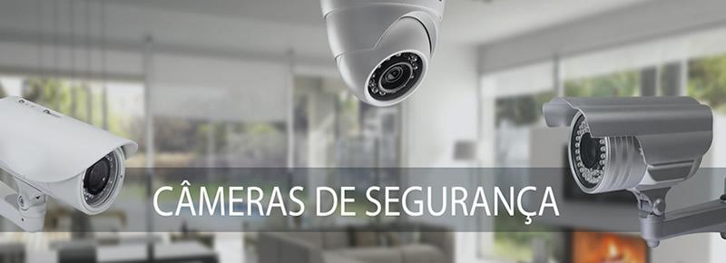 Câmeras e Segurança de Última Geração